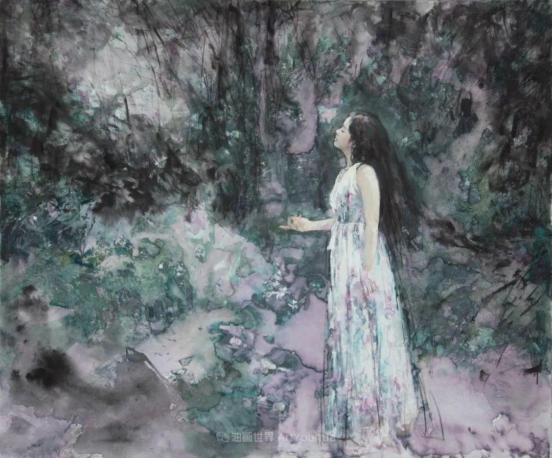 东方女性特有的优雅风韵,梦幻般的唯美!插图15