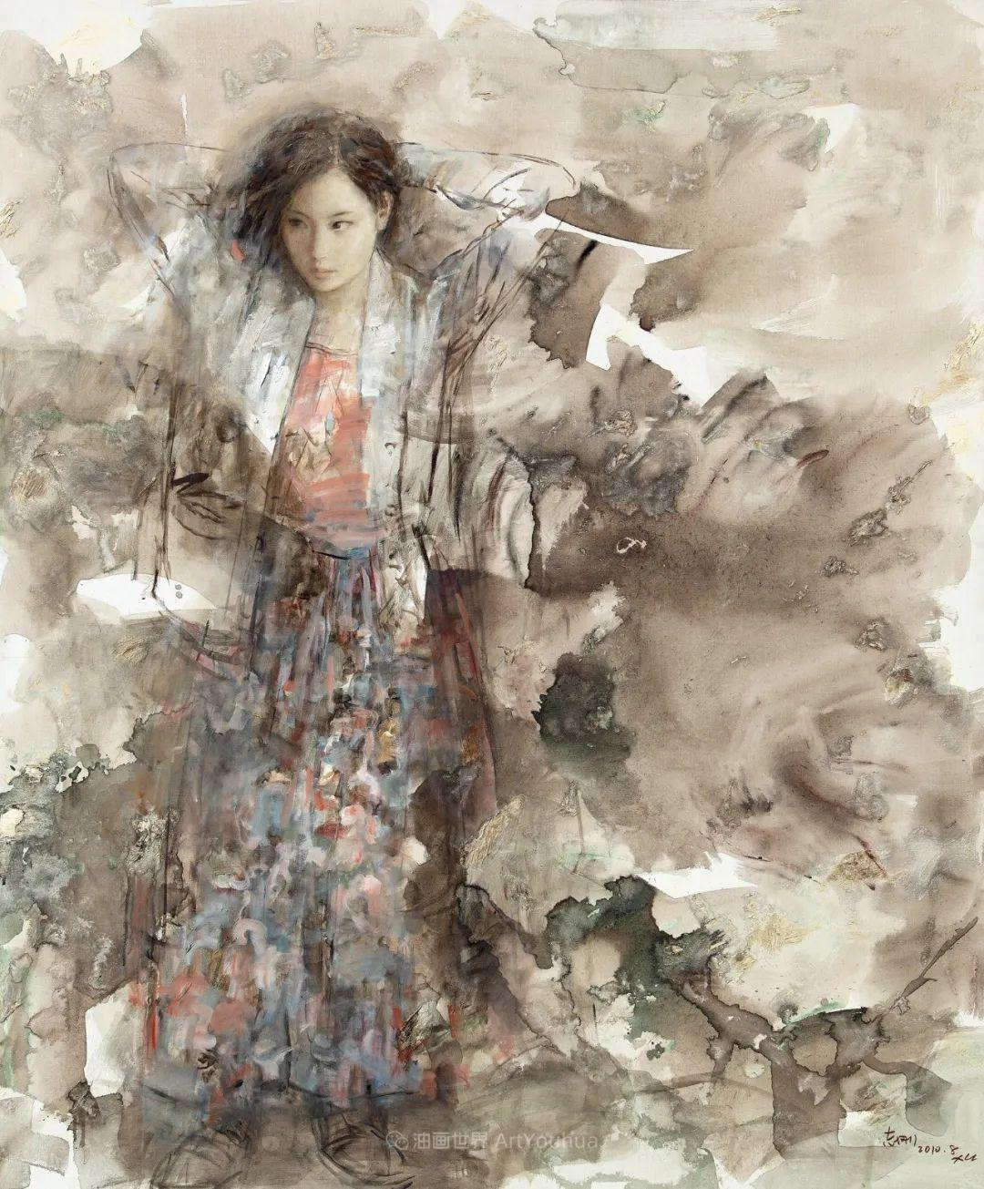东方女性特有的优雅风韵,梦幻般的唯美!插图17