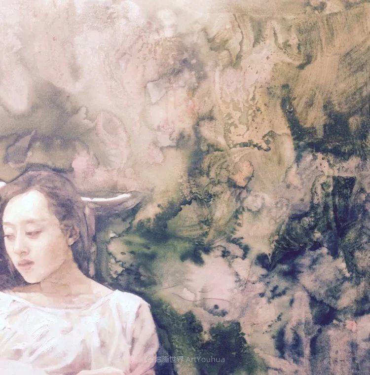 东方女性特有的优雅风韵,梦幻般的唯美!插图18