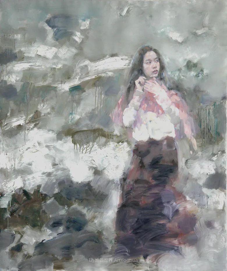 东方女性特有的优雅风韵,梦幻般的唯美!插图19