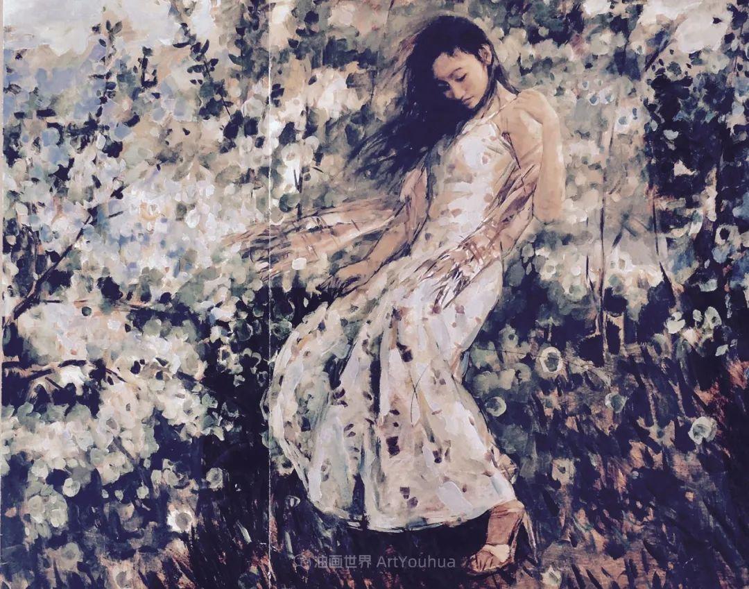 东方女性特有的优雅风韵,梦幻般的唯美!插图23