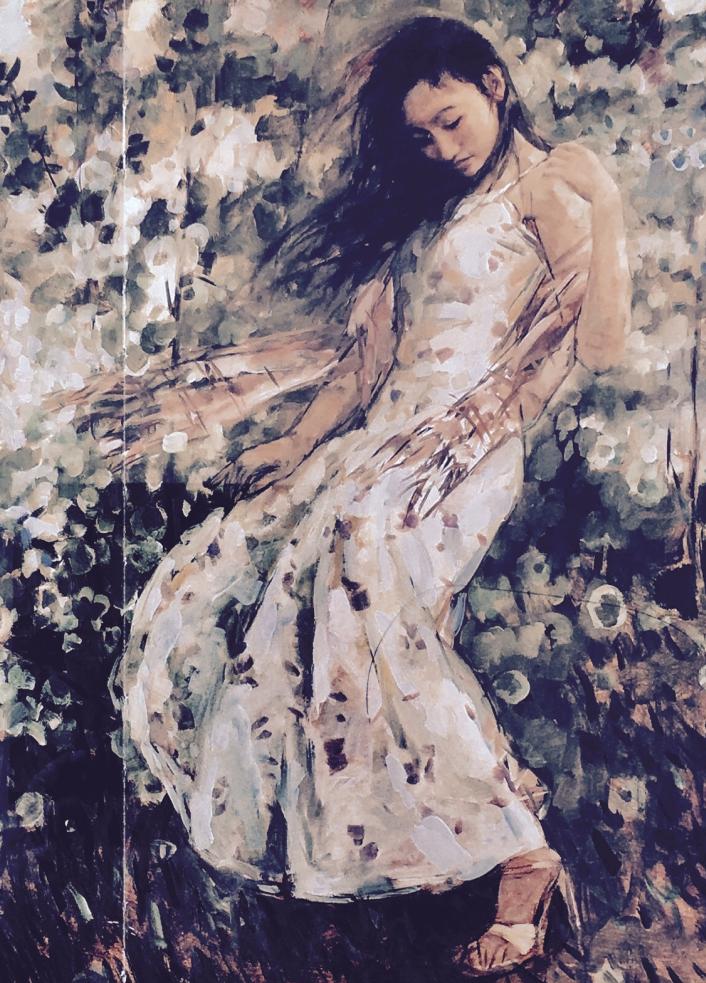 东方女性特有的优雅风韵,梦幻般的唯美!插图24