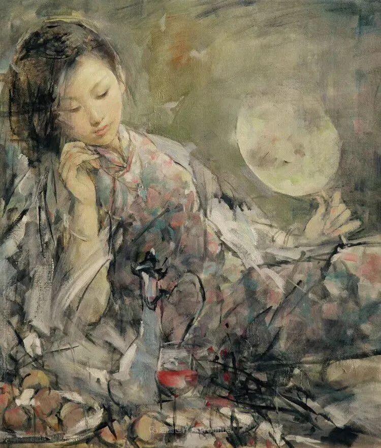 东方女性特有的优雅风韵,梦幻般的唯美!插图29
