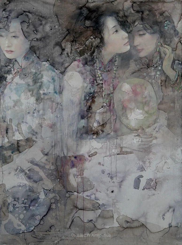 东方女性特有的优雅风韵,梦幻般的唯美!插图30