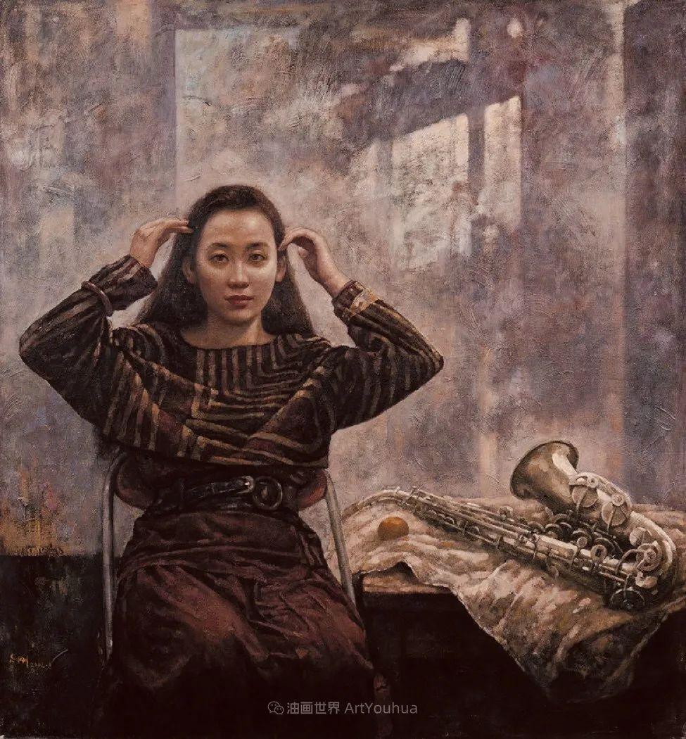 东方女性特有的优雅风韵,梦幻般的唯美!插图34