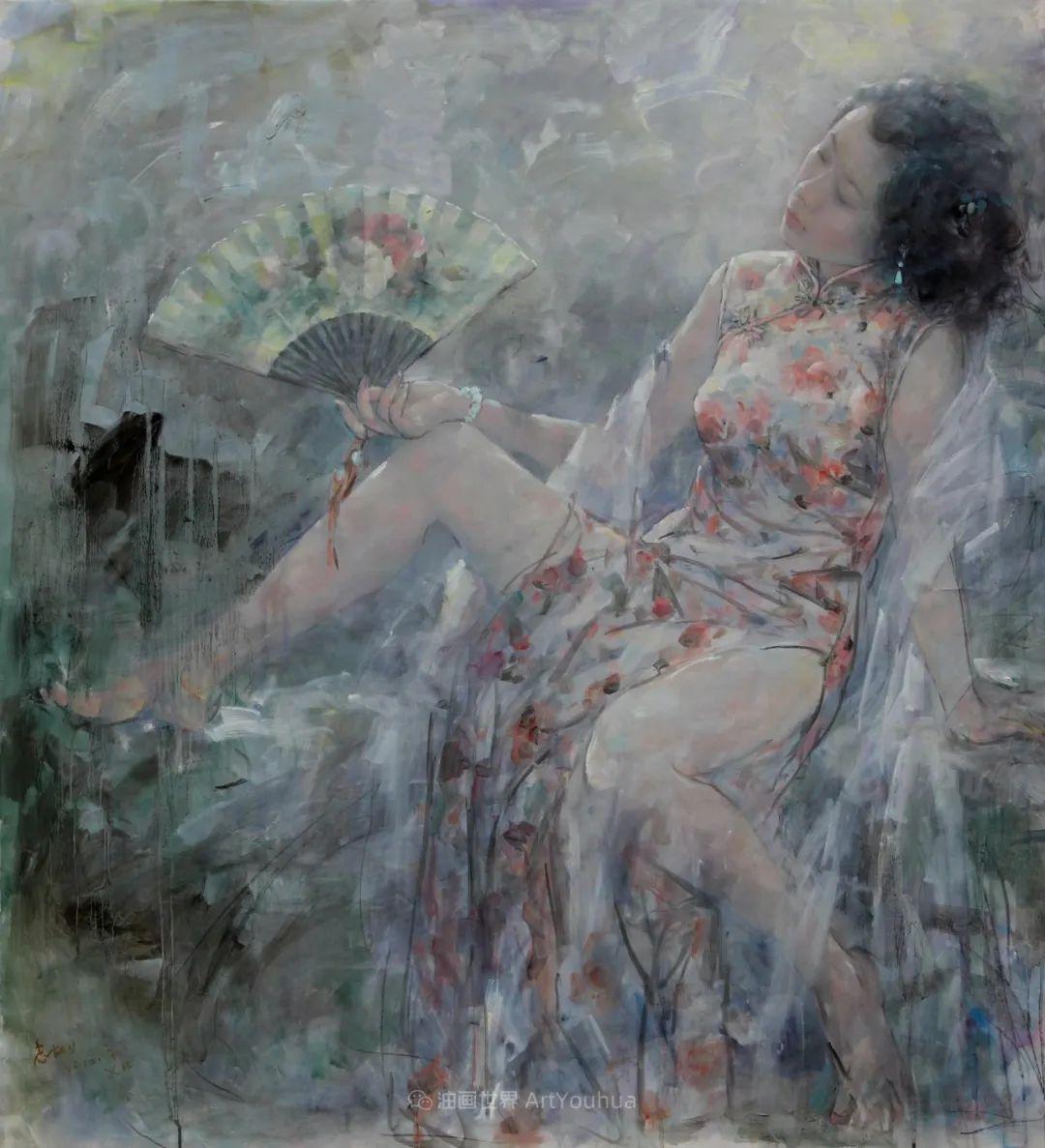 东方女性特有的优雅风韵,梦幻般的唯美!插图37