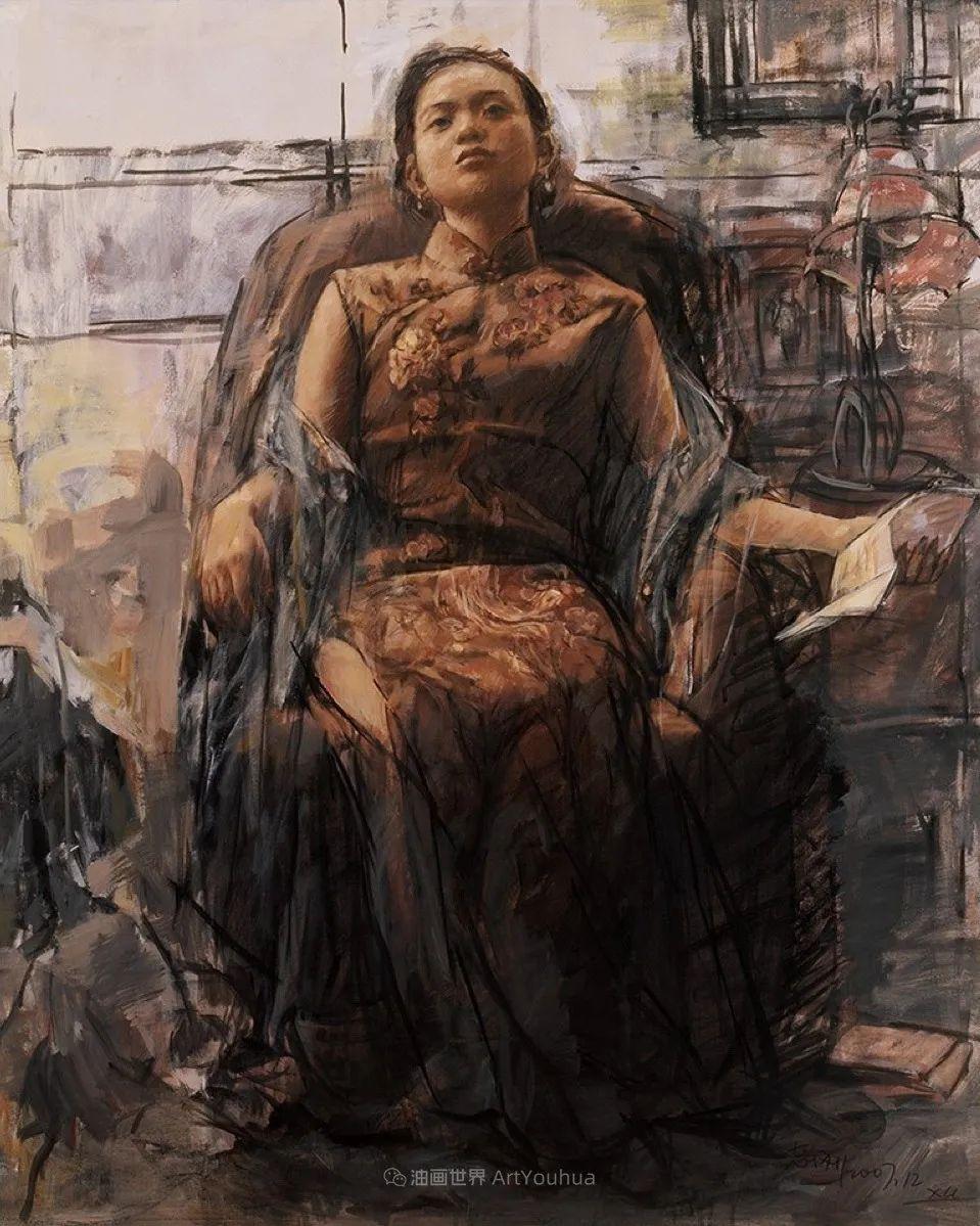 东方女性特有的优雅风韵,梦幻般的唯美!插图39