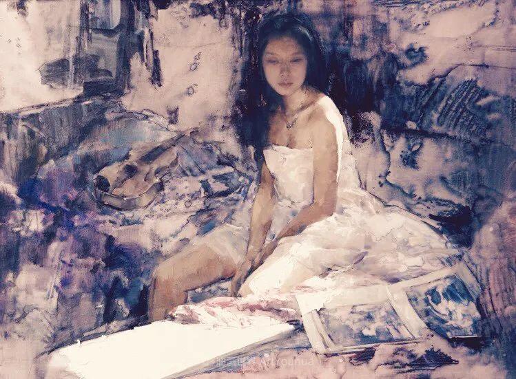 东方女性特有的优雅风韵,梦幻般的唯美!插图44
