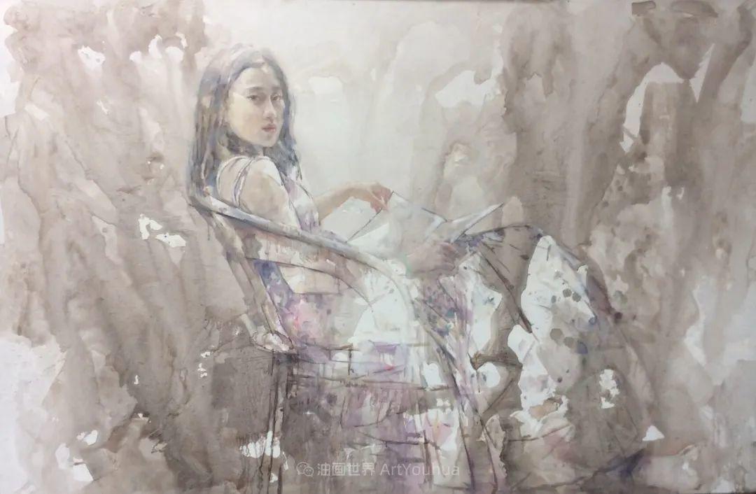 东方女性特有的优雅风韵,梦幻般的唯美!插图47