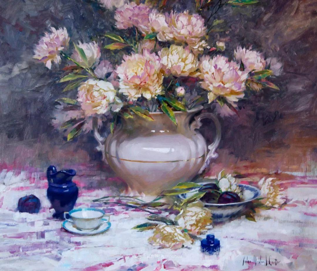 女人与花,世间最美的画卷!插图17