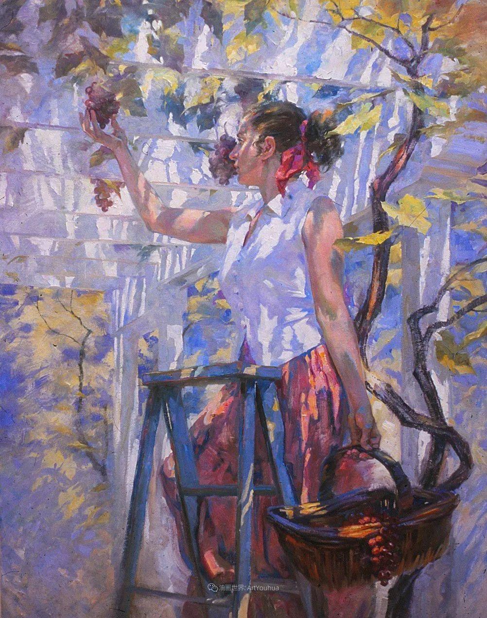 女人与花,世间最美的画卷!插图21