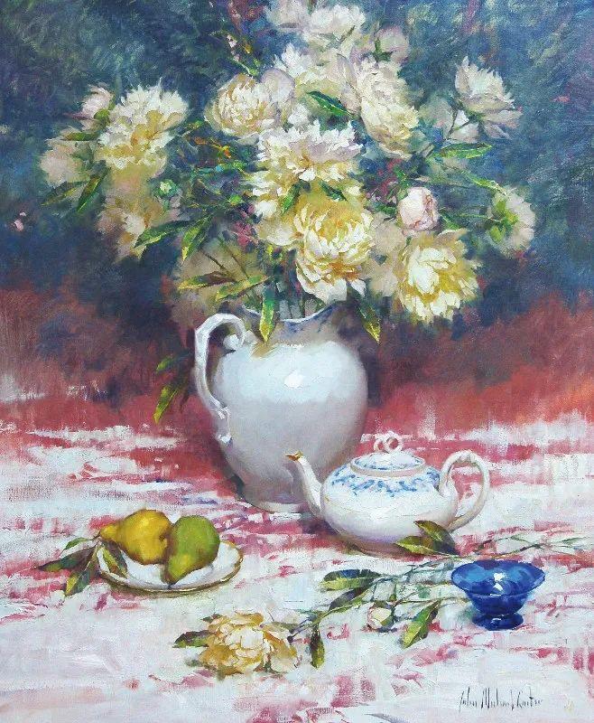 女人与花,世间最美的画卷!插图25