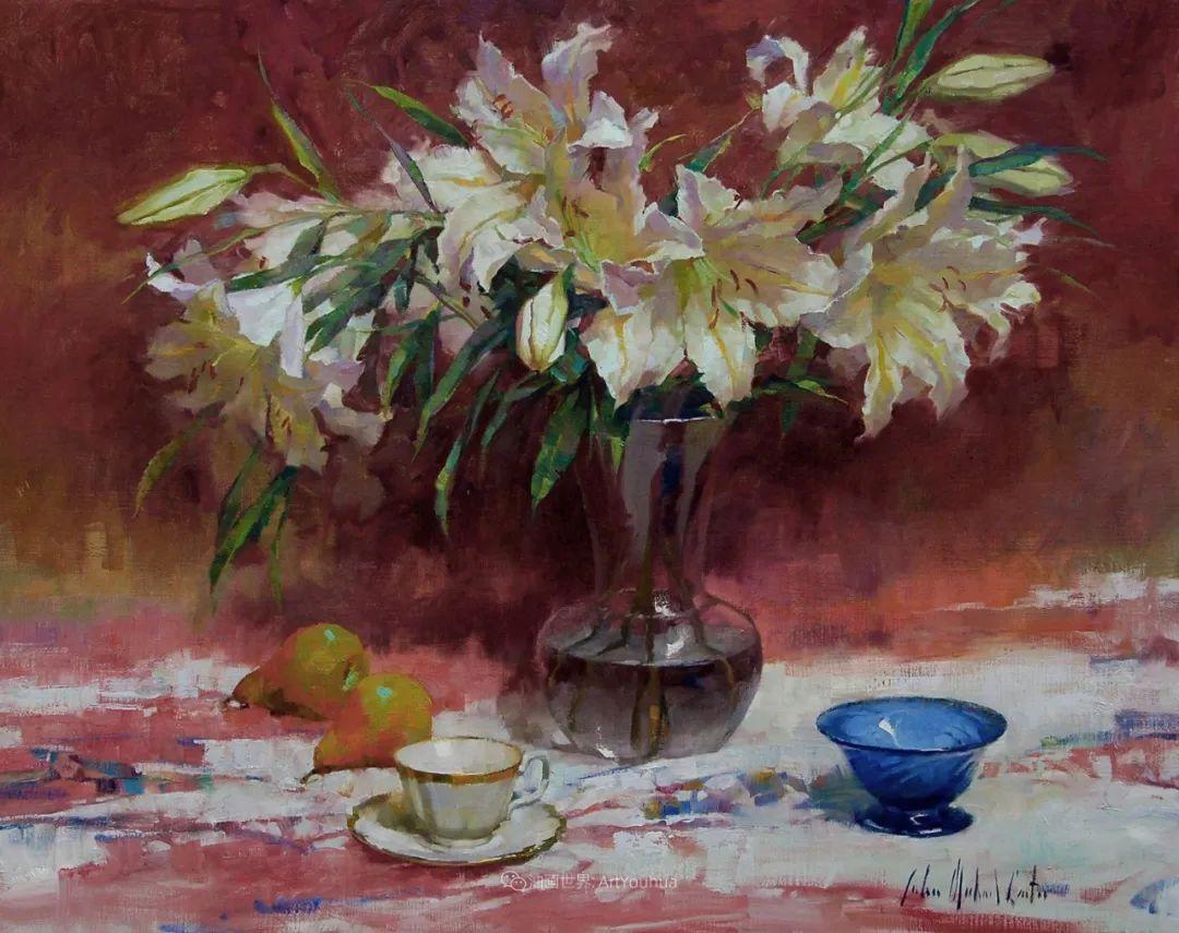 女人与花,世间最美的画卷!插图31