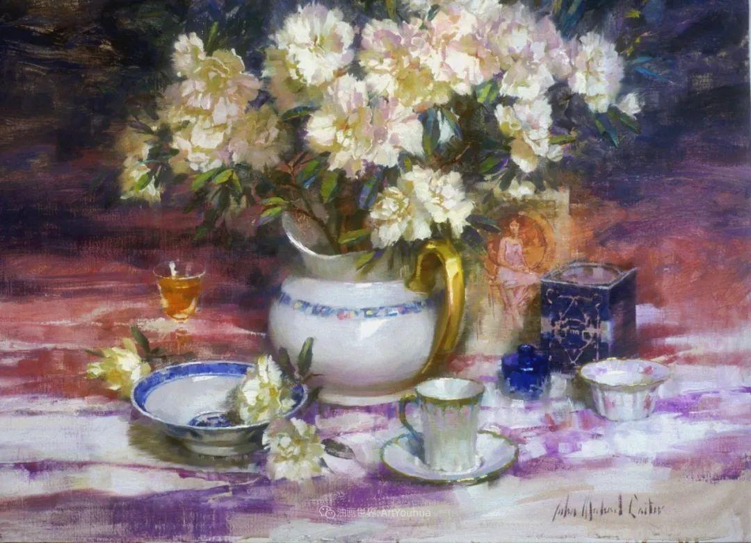 女人与花,世间最美的画卷!插图33