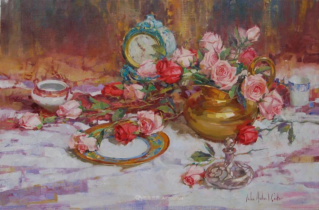 女人与花,世间最美的画卷!插图39