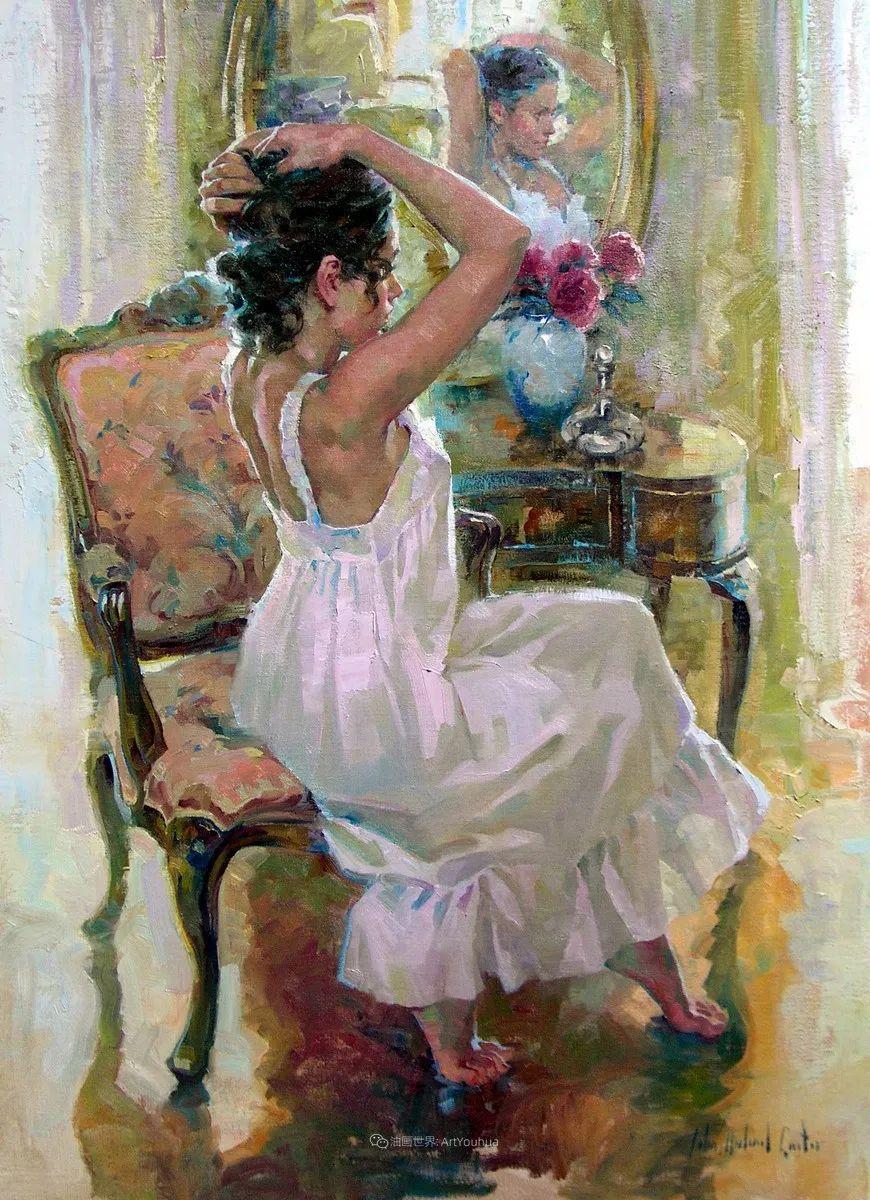 女人与花,世间最美的画卷!插图69