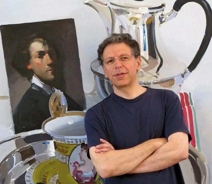 英国画家 Alan kingsbury  艾伦·金斯伯里 质感超强静物欣赏插图13