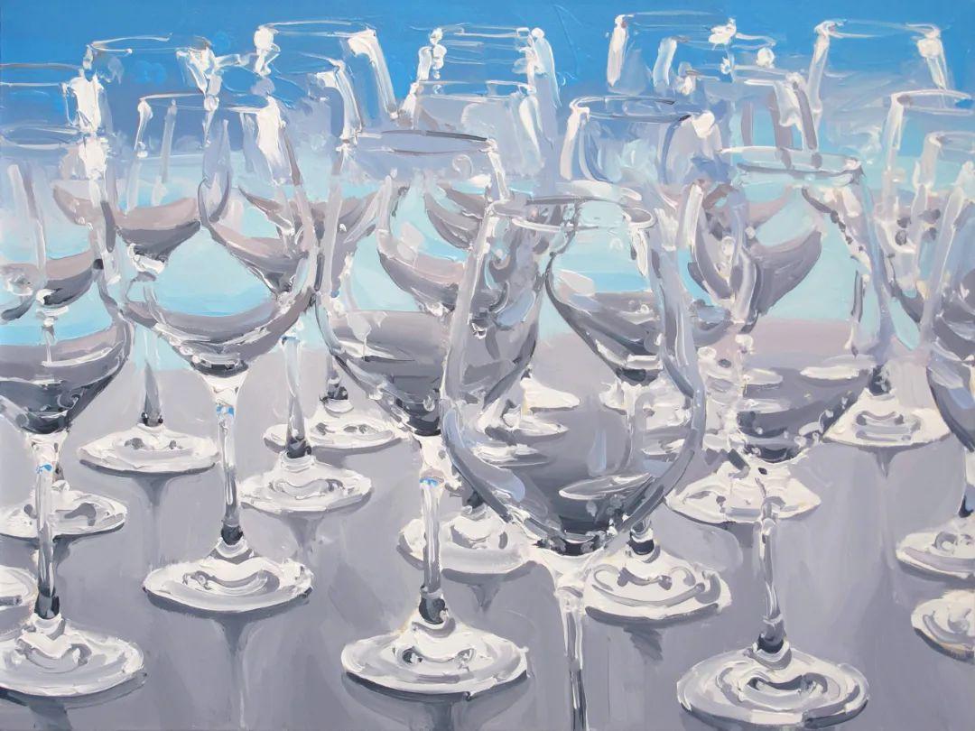 英国画家 Alan kingsbury  艾伦·金斯伯里 质感超强静物欣赏插图93