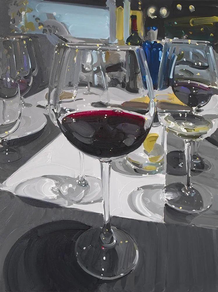 英国画家 Alan kingsbury  艾伦·金斯伯里 质感超强静物欣赏插图107