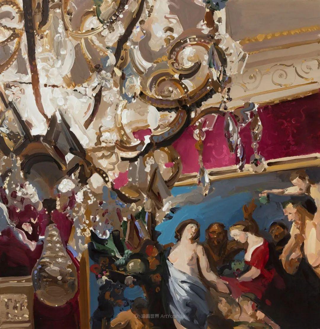 英国画家 Alan kingsbury  艾伦·金斯伯里 质感超强静物欣赏插图119