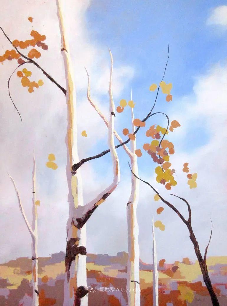 大胆的笔触,简单的形式,抽象和现实之间!插图16