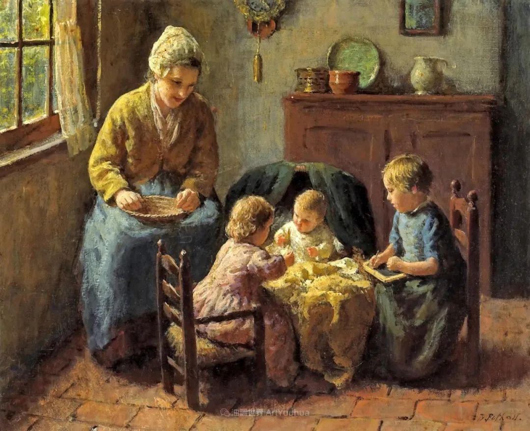 用自然光渲染的母亲与孩子,很有爱!插图1