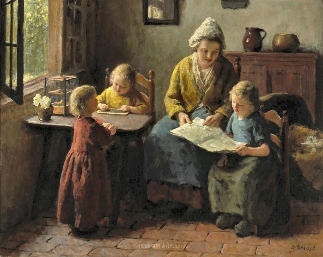 用自然光渲染的母亲与孩子,很有爱!插图7