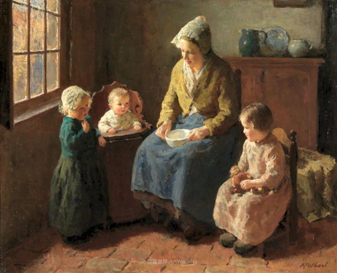 用自然光渲染的母亲与孩子,很有爱!插图9