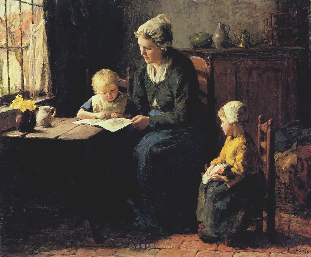 用自然光渲染的母亲与孩子,很有爱!插图27