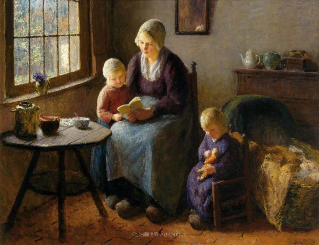 用自然光渲染的母亲与孩子,很有爱!插图47