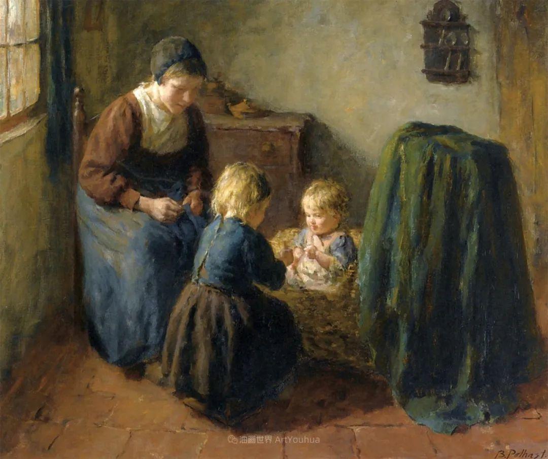 用自然光渲染的母亲与孩子,很有爱!插图59
