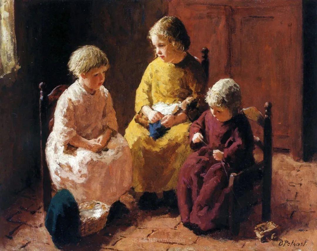 用自然光渲染的母亲与孩子,很有爱!插图65