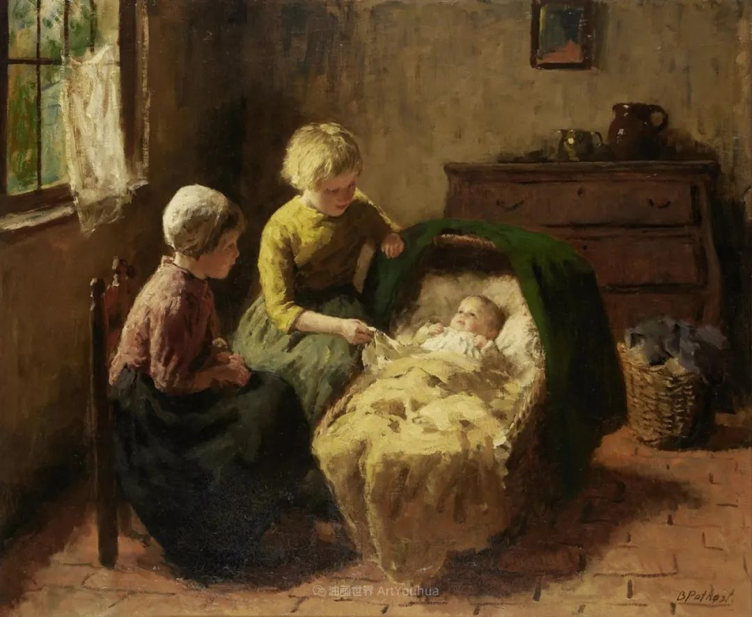用自然光渲染的母亲与孩子,很有爱!插图71