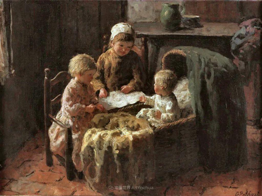 用自然光渲染的母亲与孩子,很有爱!插图73