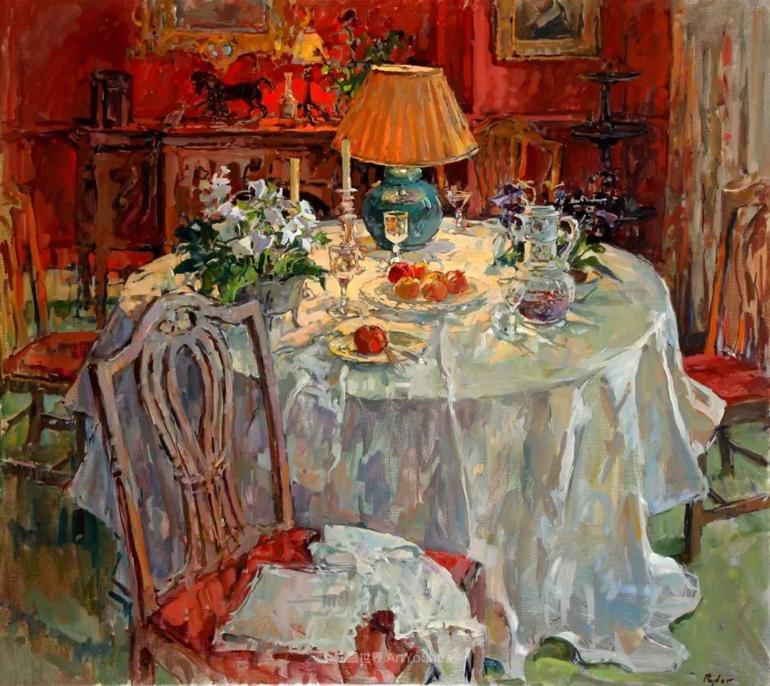 光彩的室内、明媚的露台,冷暖色调都很赞!插图5