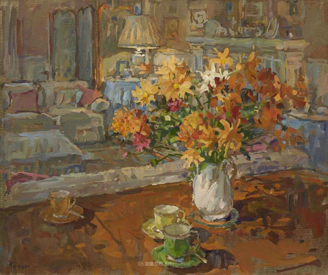 光彩的室内、明媚的露台,冷暖色调都很赞!插图27