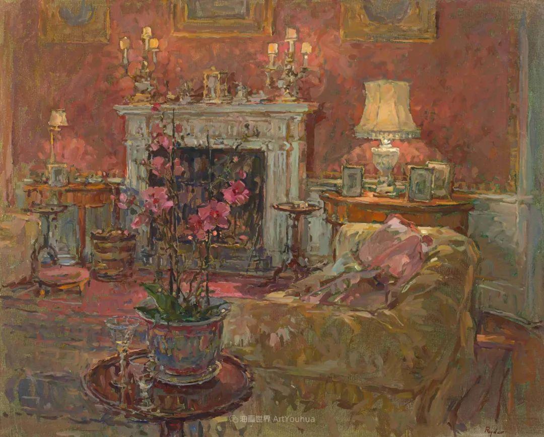 光彩的室内、明媚的露台,冷暖色调都很赞!插图35