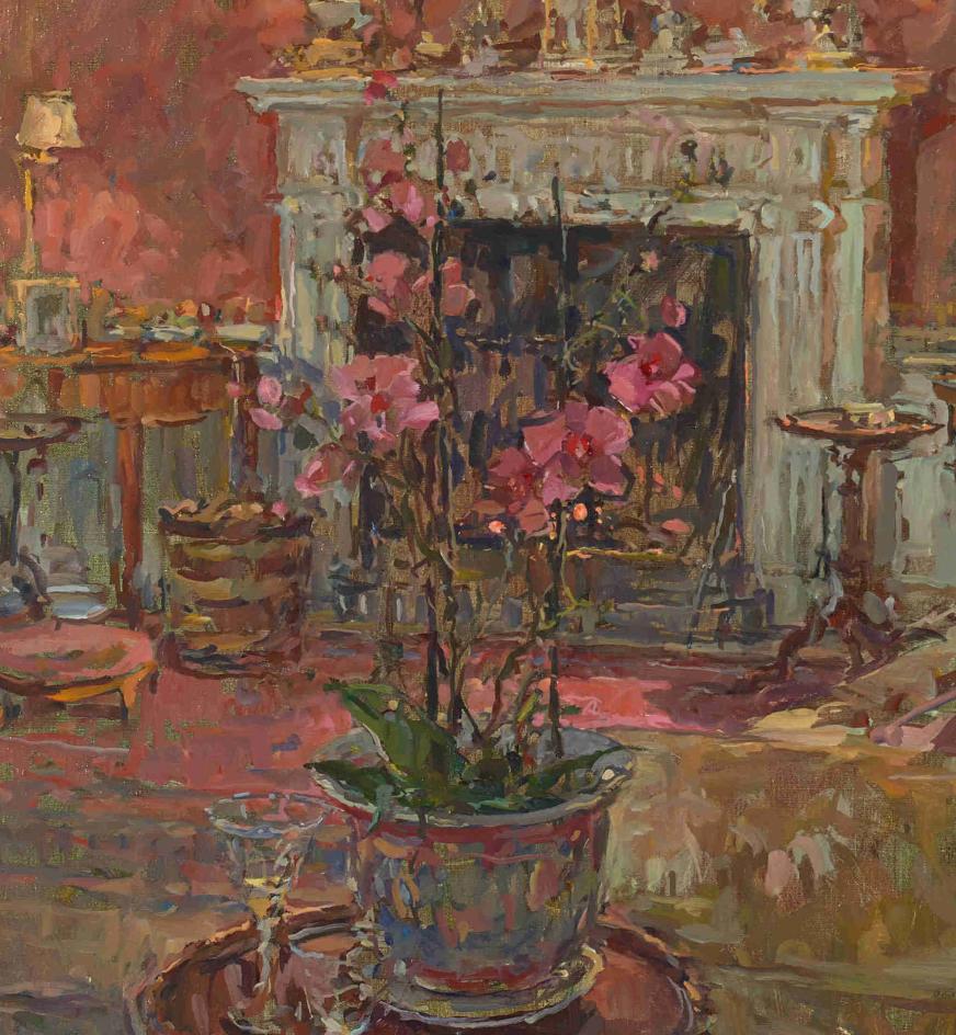 光彩的室内、明媚的露台,冷暖色调都很赞!插图37