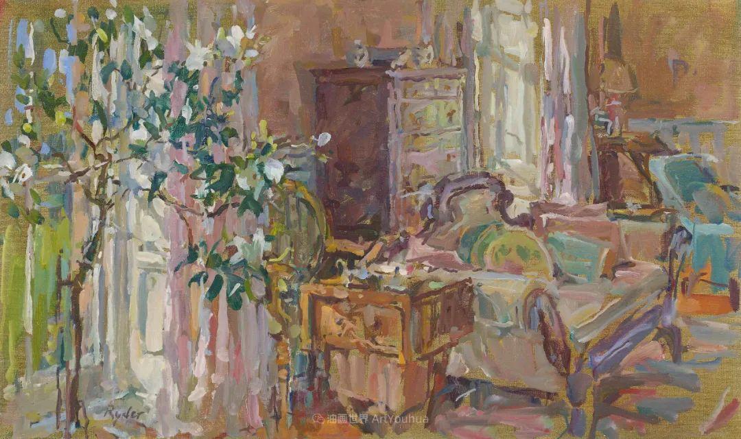 光彩的室内、明媚的露台,冷暖色调都很赞!插图47