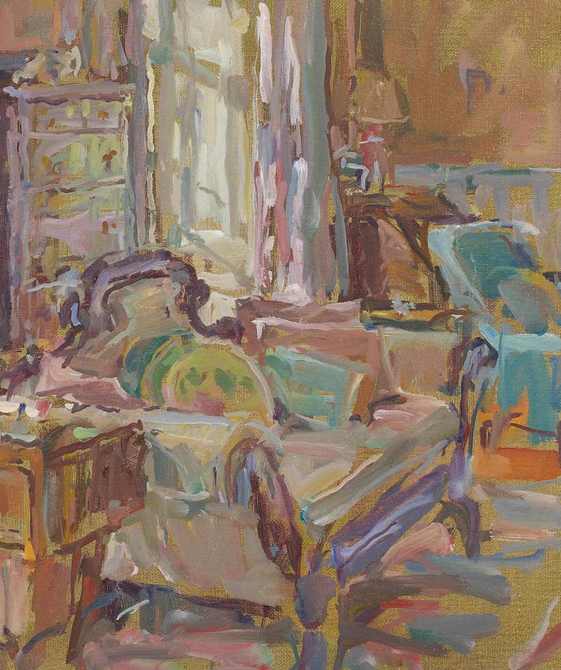 光彩的室内、明媚的露台,冷暖色调都很赞!插图51