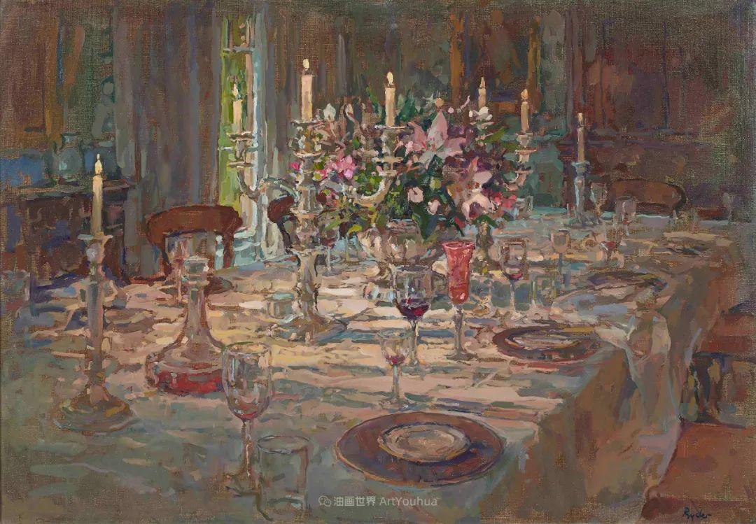 光彩的室内、明媚的露台,冷暖色调都很赞!插图59