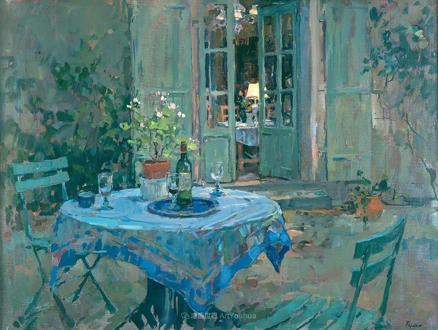 光彩的室内、明媚的露台,冷暖色调都很赞!插图63