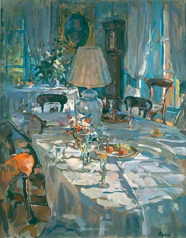 光彩的室内、明媚的露台,冷暖色调都很赞!插图67
