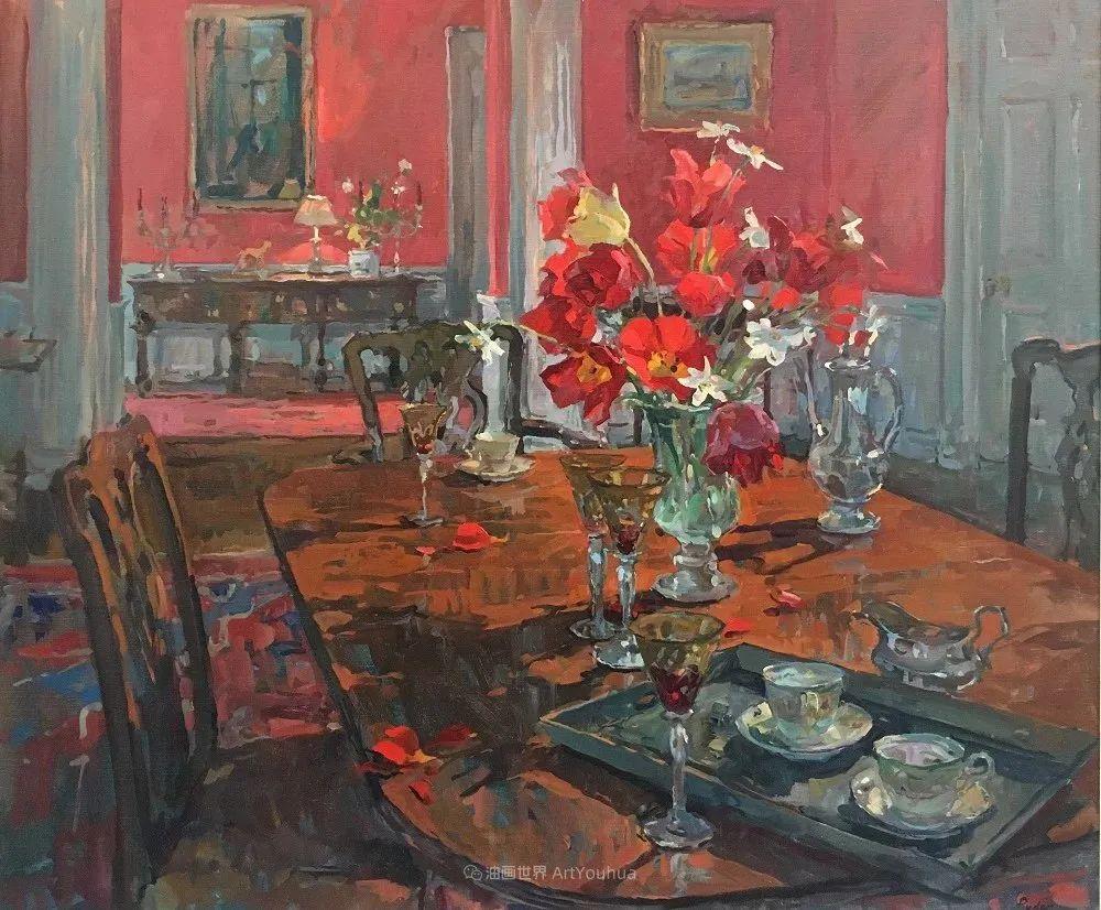 光彩的室内、明媚的露台,冷暖色调都很赞!插图69