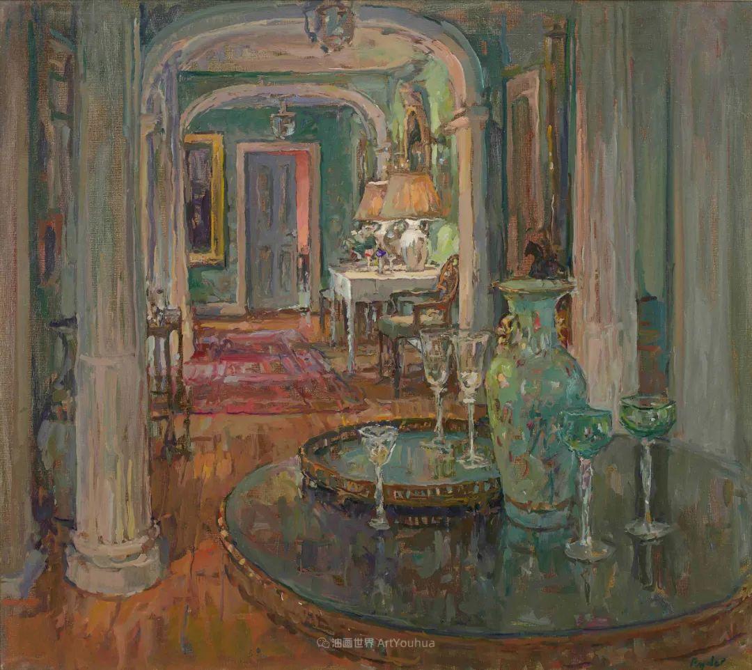 光彩的室内、明媚的露台,冷暖色调都很赞!插图73