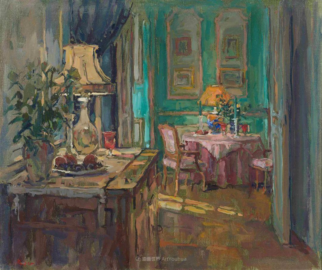 光彩的室内、明媚的露台,冷暖色调都很赞!插图83