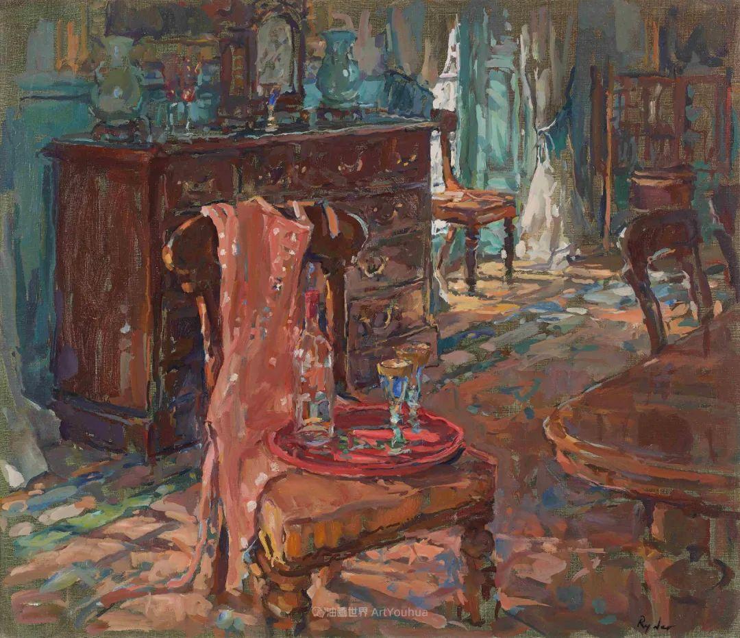 光彩的室内、明媚的露台,冷暖色调都很赞!插图85
