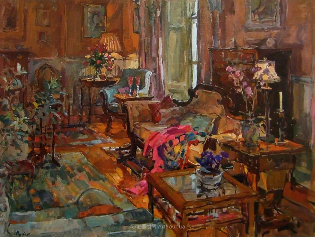 光彩的室内、明媚的露台,冷暖色调都很赞!插图87
