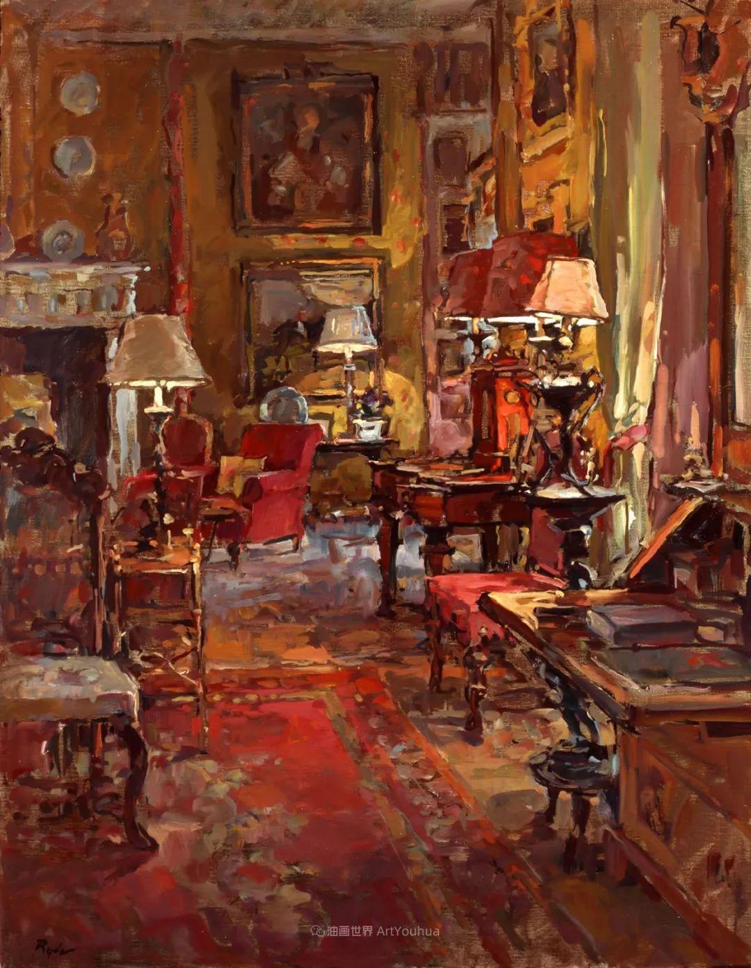 光彩的室内、明媚的露台,冷暖色调都很赞!插图89