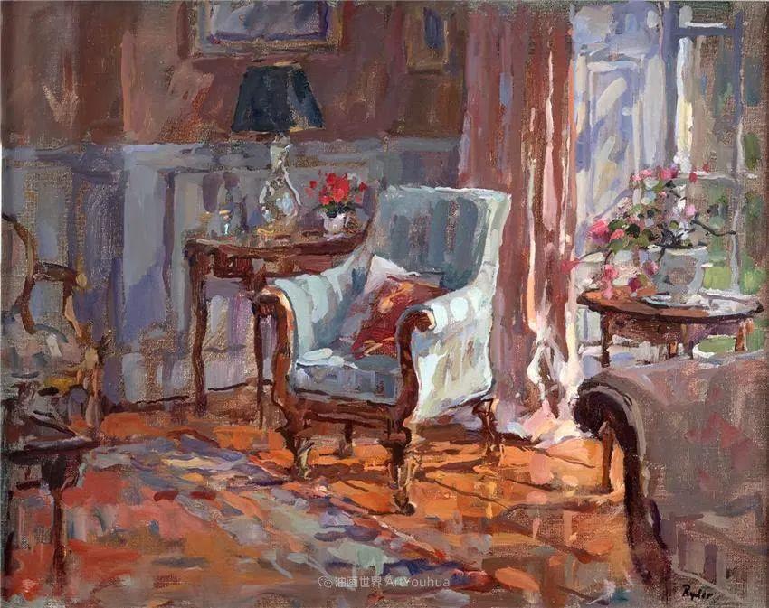 光彩的室内、明媚的露台,冷暖色调都很赞!插图95